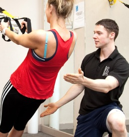 Personal Trainer Andy Knight